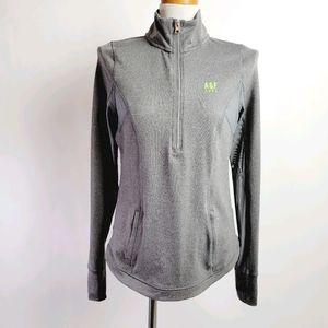 Abercrombie large grey sweater